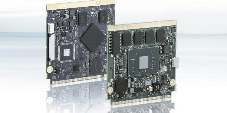 Kontron AG «компьютер-на-модуле» (СОМ) Qseven-Q7AL