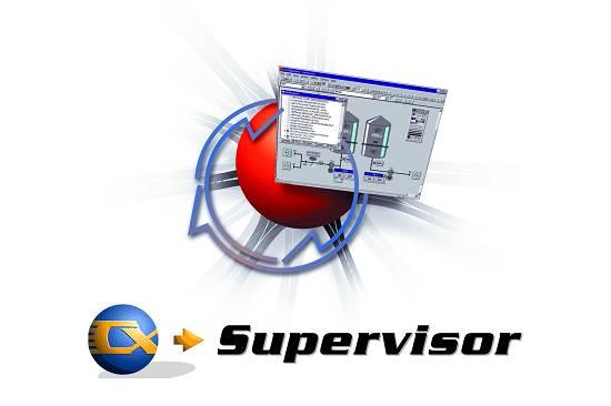 OMRON-cx supervisor, SCADA