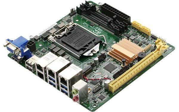 Процессорная плата AAEON MIX-H310A1 форм-фактора Mini-ITX