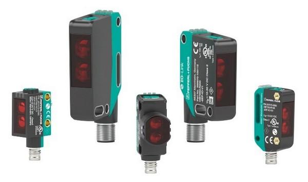 фотоэлектрические датчики R200 и R201 от Pepperl+Fuchs