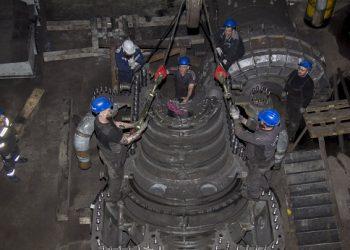 Улан-Удэнской ТЭЦ-1 начался монтаж автоматизированной системы управления турбины №6