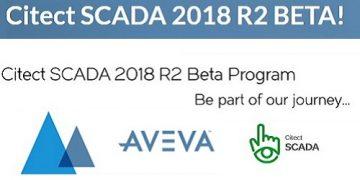 БЕТА-ТЕСТИРОВАНИЕ НОВОЙ ВЕРСИИ CITECT SCADA 2018 R2 НОВОСТИ И СОБЫТИЯ