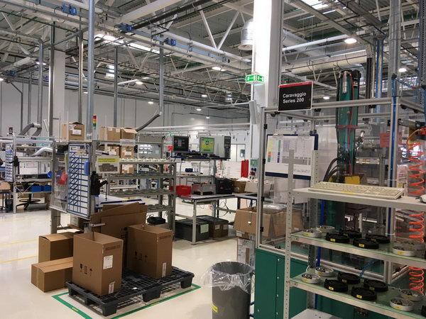 Honeywell открыла новый завод в России
