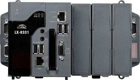 Модульные программируемые контроллеры серии LinPAC.