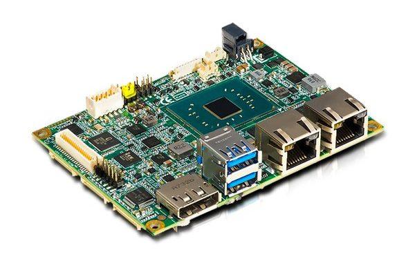 Встраиваемая процессорная плата PICO318 от компании Axiomtek