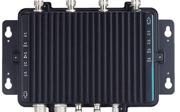 Компьютер Axiomtek eBOX800-900 в герметичном корпусе IP67