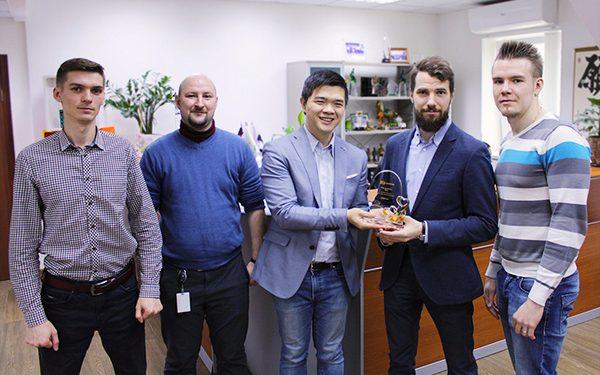 IPC2U - платиновый партнёр производителя Axiomtek