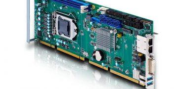 Новая плата PICMG 1.3 с поддержкой процессоров Intel Coffee Lake от Axiomtek – SHB150