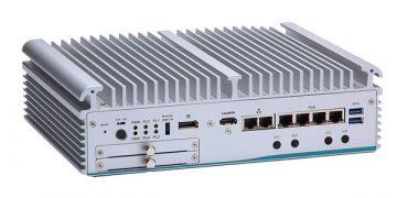 Высокопроизводительный безвентиляторный компьютер eBOX671-521
