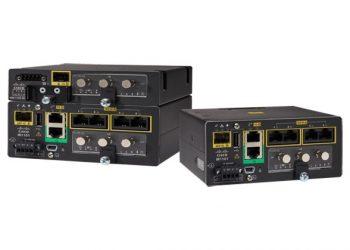 Cisco представила сетевые решения для работы с Интернетом вещей в условиях неблагоприятной окружающей среды