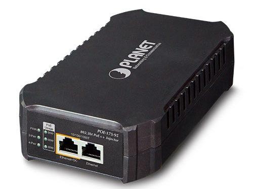 Малогабаритный инжектор POE-175-95 от компании Planet Technology