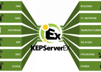 Новый релиз KEPServerEX от Kepware Technologies – KEPServerEX 6.7