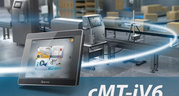 cMT-iV6 – новинка с расширенными возможностями в облачном интерфейсе Weintek