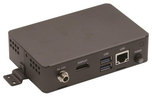 Самый компактный и бюджетный компьютер ER-2100 от AdvantiX