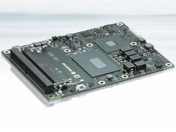 «компьютеров-на-модуле» в стандарте PICMG COM.0 R3.0 COM Express Type 6 (COMe-bCL6)