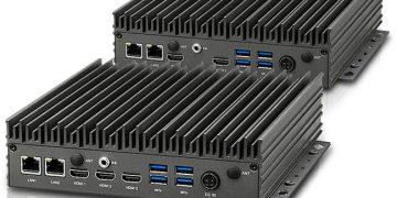 Встраиваемые системы Neu-X300-H310 и Neu-X300-Q370 от Nexcom