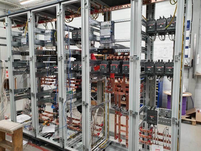 ABB обеспечила электрооборудованием новую инфекционную больницу для пациентов с COVID-19