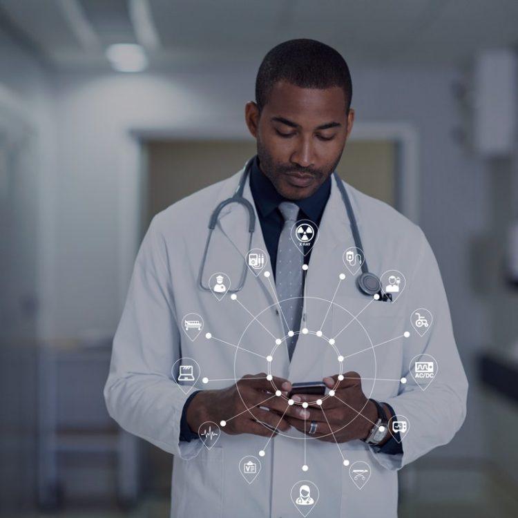 Решение Alcatel-Lucent Enterprise позволяет моментально обнаруживать местоположение людей и важного оборудования с точностью до одного метра