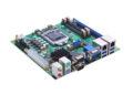Компактная процессорная плата Axiomtek MANO523 с шестью последовательными интерфейсами
