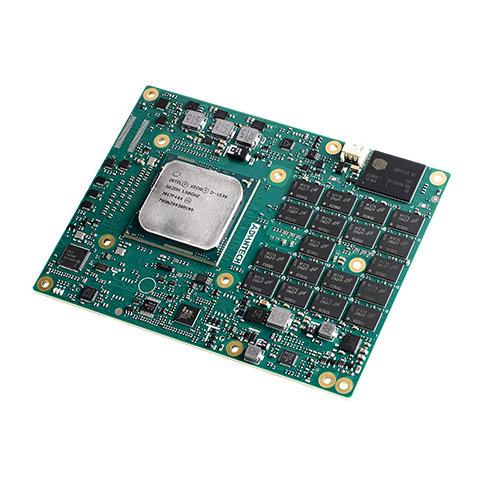 Процессорный модуль Advantech SOM-9590 на базе Xeon D-1539