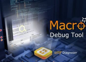 Новый инструмент обработки макросов в cMT Diagnoser от Weintek