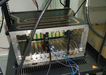 Fastwel испытал модули стандарта CompactPCI Serial с кондуктивным охлаждением на базе контурных тепловых труб