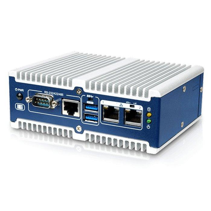 Суперкомпактный вычислитель с интегрированным VPU для приложений ИИ — ITG-100AI от IEI