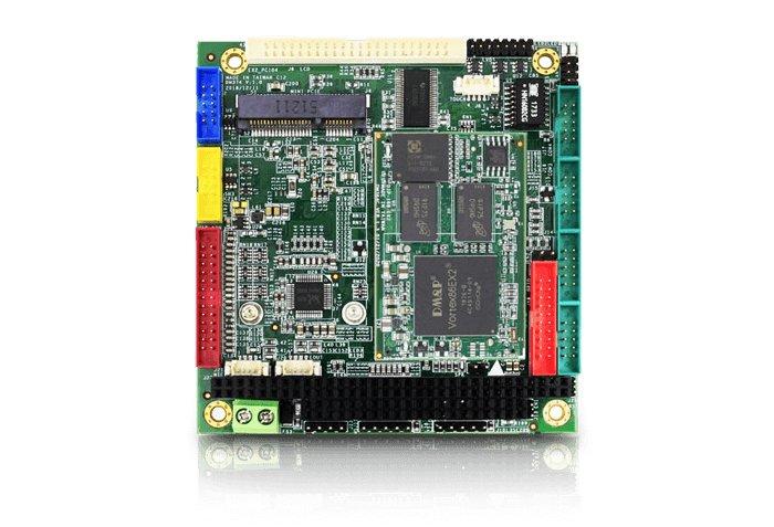 Процессорная плата VEX2-6454 на базе нового двухъядерного процессора Vortex86EX2