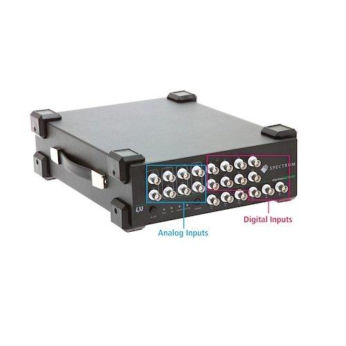 Усовершенствованные модели digitizerNETBOX от Spectrum Instrumentation на 19 синхронных каналов сбора аналоговых и цифровых сигналов