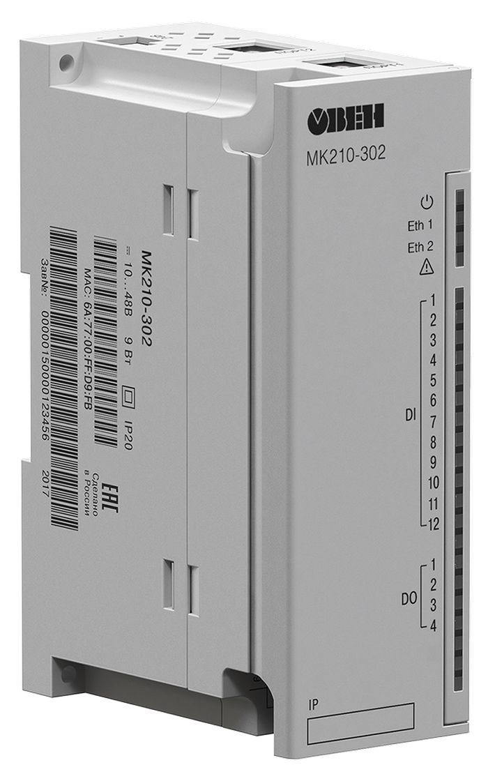 Глобальное обновление встроенного ПО модулей ввода-вывода с Ethernet ОВЕН Мх210