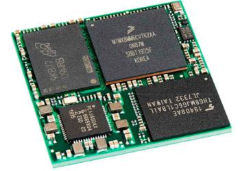 Сверхкомпактные процессорные модули SoM (System-on-Module) от Kontron на базе NXP i.MX8 доступны для заказа