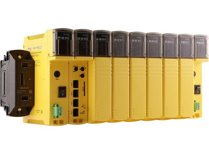 Программируемый логический контроллер для систем ПАЗ REGUL R500S