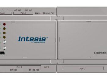 Новый шлюз Intesis™ облегчает связь между сетями EtherNet/IP и BACnet