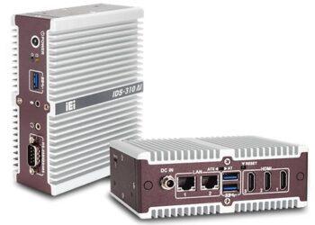 Компактный вычислитель IDS-310AI от IEI с интегрированным VPU для приложений ИИ