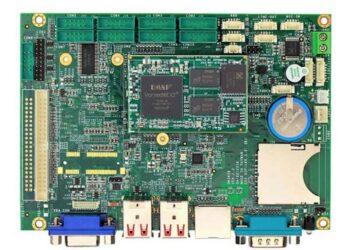 VEX2-6427 – новая процессорная плата ICOP с пассивным охлаждением