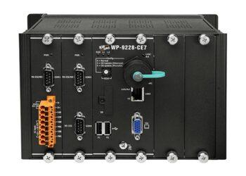 Программируемые контроллеры серии WP-9000 представляют собой компактные компьютеры, работающие под управлением операционной системы Windows CE.