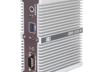 Компьютер IEI IDS-310A с нейроускорителем на базе Movidius Myriad X MA2485