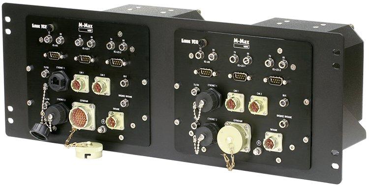 M-Max 400 USO-U Защищенная высоконадежная вычислительная система для железнодорожных приложений