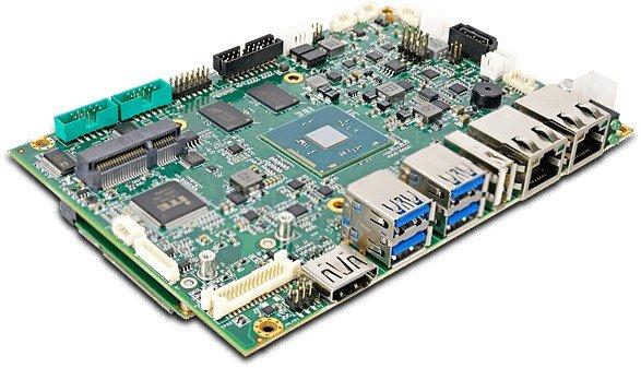 Компания ICOP представила плату IBW-35-E4 формата 3.5 дюйма
