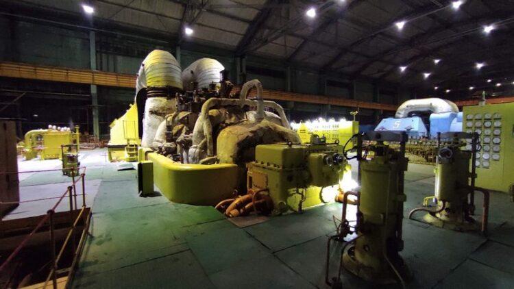 На базе ПЛК REGUL R500 построена полностью резервированная система регулирования паровой турбины Жамбылской ГРЭС