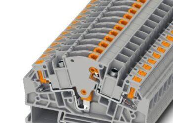 PTVME 6/S: новые клеммы с размыкателем для измерительных цепей