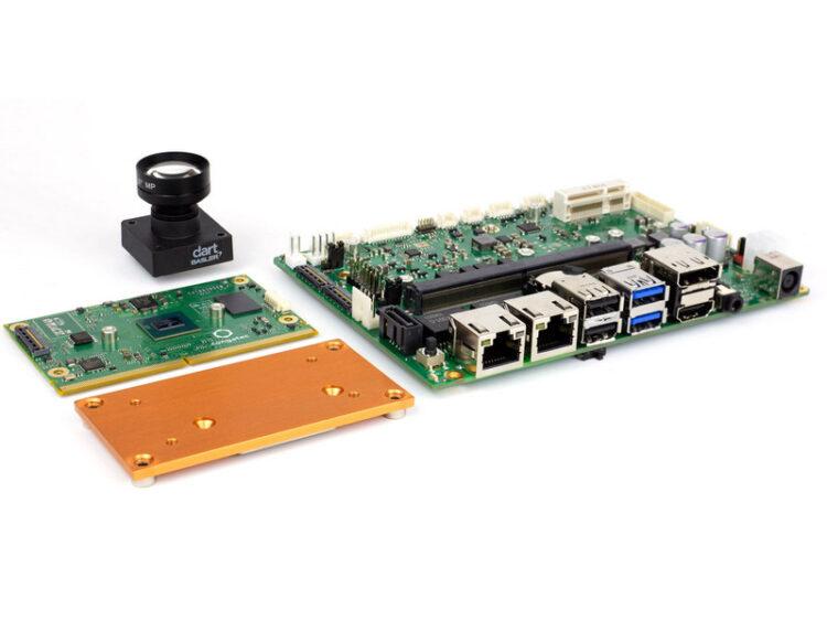 Компания congatec представляет i.MX 8M Plus - стартовый набор для приложений машинного зрения с ускорением ИИ