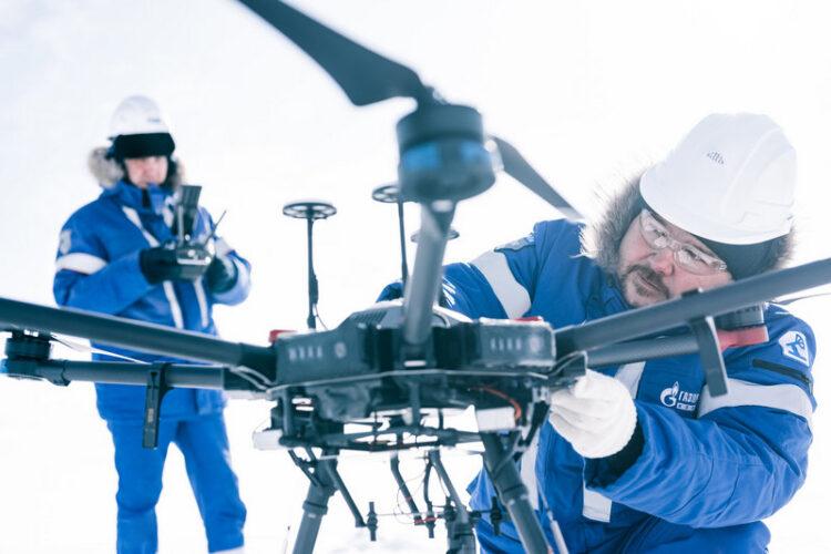 «Газпром нефть» и Университет Иннополис разработают навигатор для беспилотной спецтехники