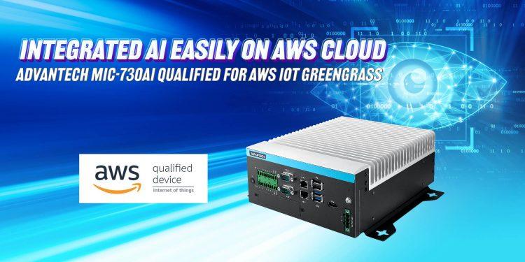 MIC-730AI от Advantech для AWS IoT Greengrass