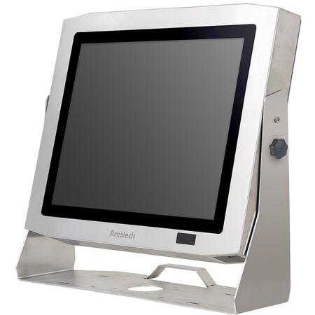 Герметичный промышленный монитор Arestech TPM-3619PH с поддержкой Wireless HDMI