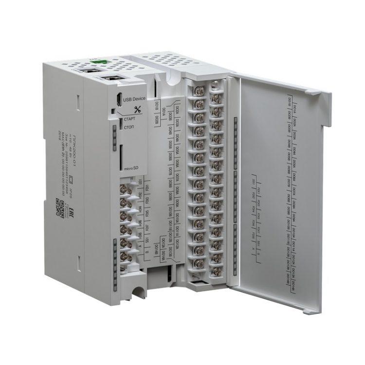 В продаже новое исполнение контроллера ОВЕН ПЛК200-03-CS для малых и средних систем