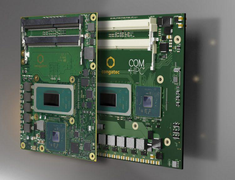 Новые флагманские клиентские модули COM-HPC Client и COM Express Type 6