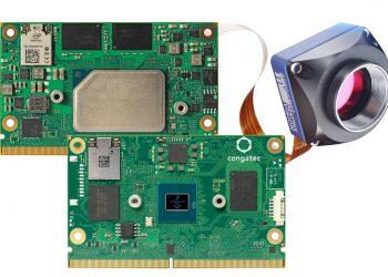 Компании congatec и MATRIX VISION представляют технологию высокоскоростного машинного зрения на базе PCIe